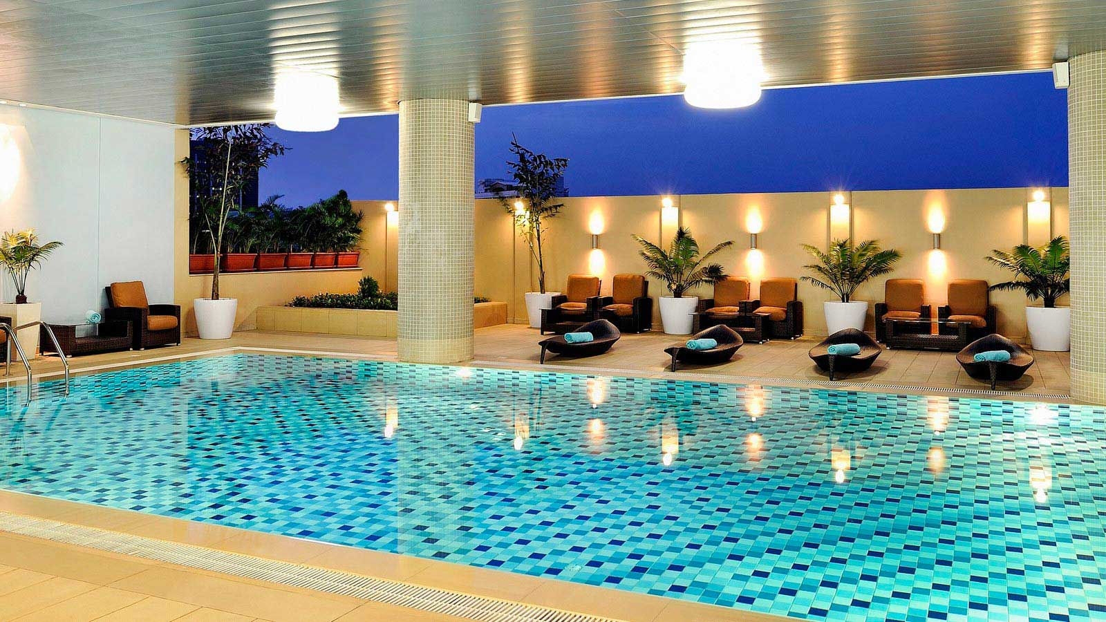 Four Points Lagos The Pool
